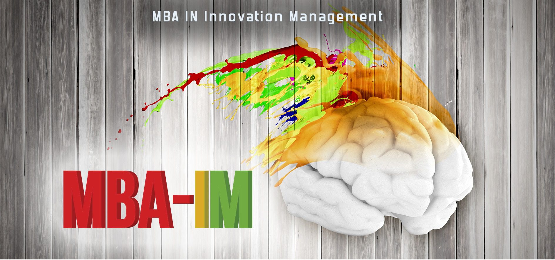 MBA In Innovation Management